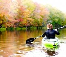 Afternoon Kayak