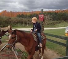 Pony Rides at Knaebe's