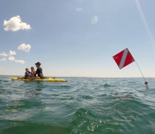 sup dive flag