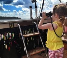 Lake Huron Fishing near Bell Bay