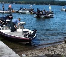 Major League Fishing in Alpena