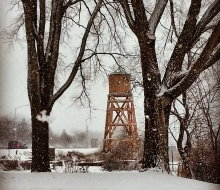 Island Park Water Tower