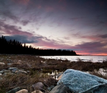 Sunset at Rockport State Recreation Area