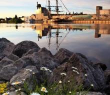 U.S. Brig Niagra Visits the Thunder Bay National Marine Sanctuary