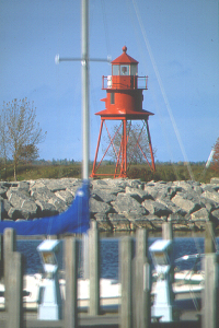 The Alpena Light