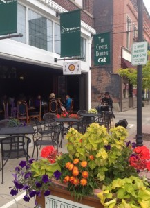 The Fresh Palate in downtown Alpena
