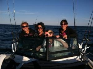 rebecca siegel fishing girls