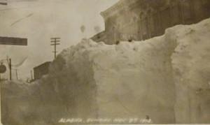 1913 snowfall alpena
