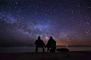paul gerow night sky