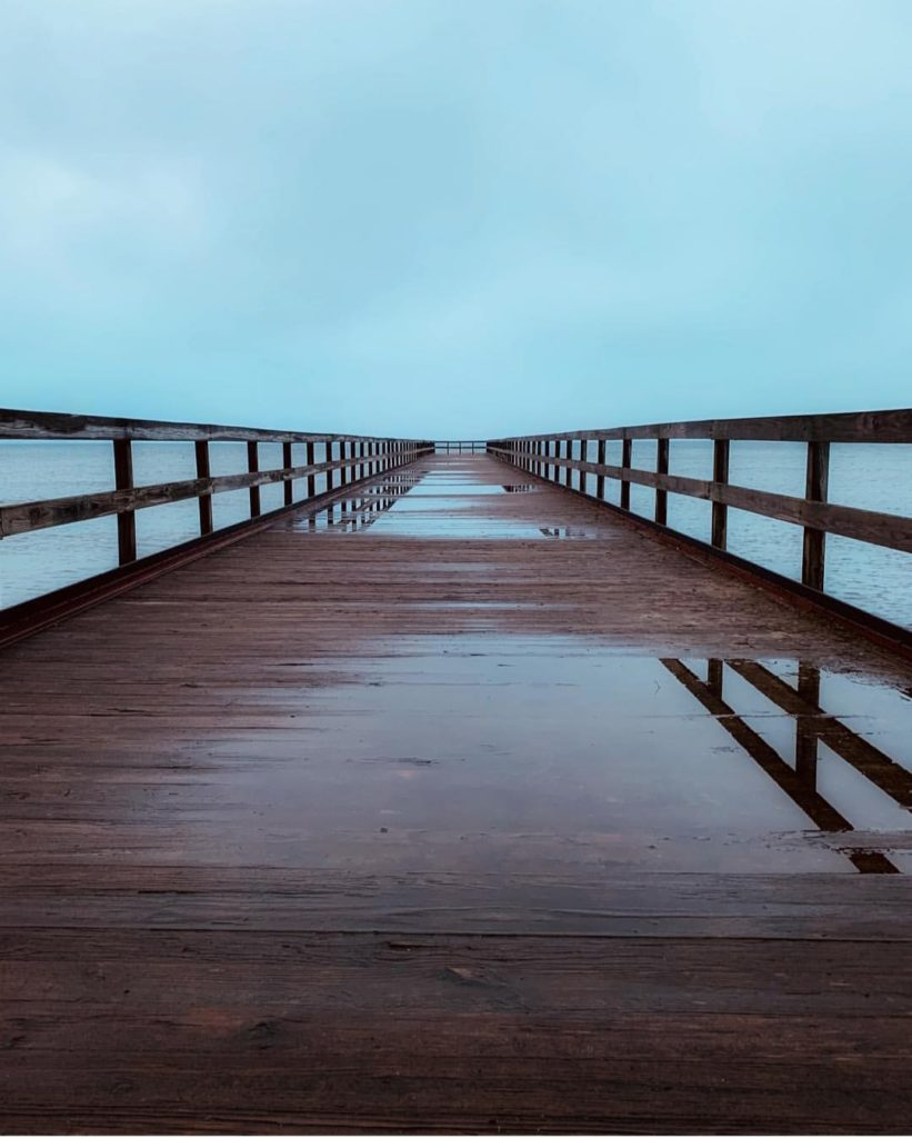 Blair St. Pier by Rick Houchin