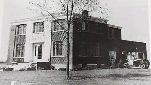 Alpena Police Station 1938