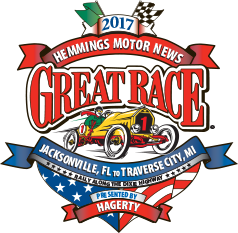 2017 Hemmings Motor News Great Race @ Bay View Park, Downtown Alpena |  |  |