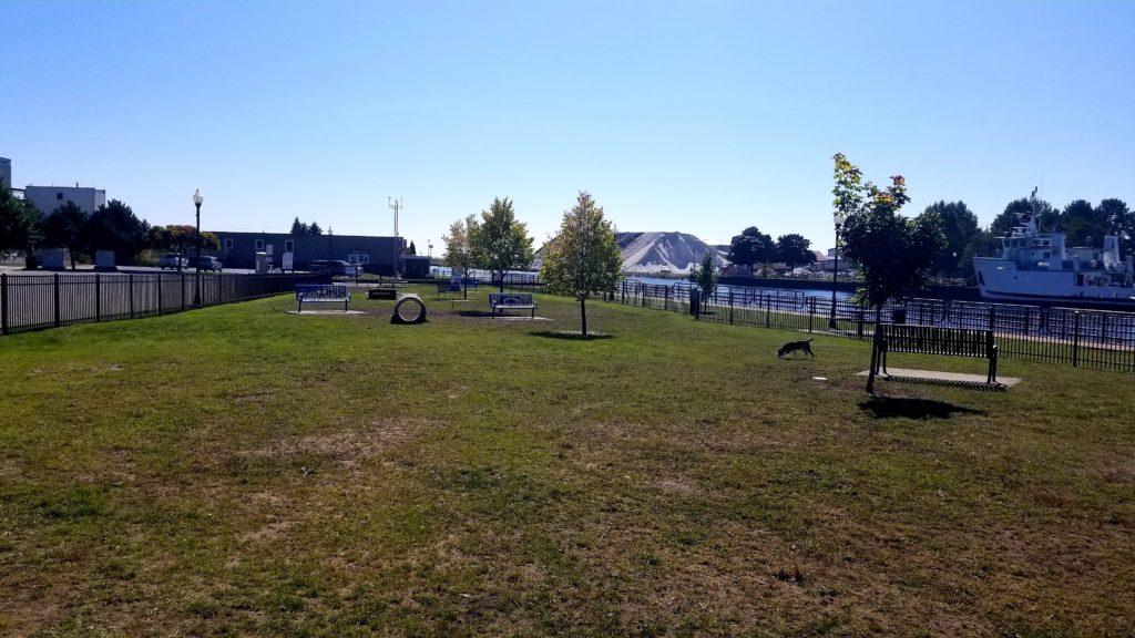 Thomas Stafford Dog Park