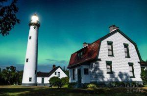 New Presque Isle Lighthouse. Photo by Taran Schatz