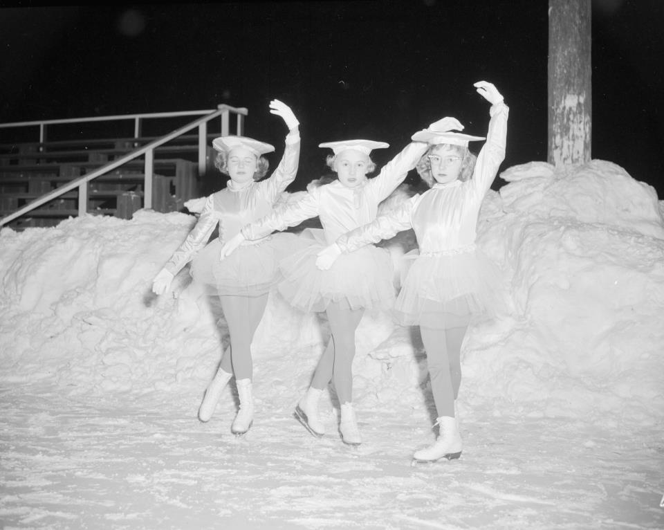 Alpena Winter Carnival 1959