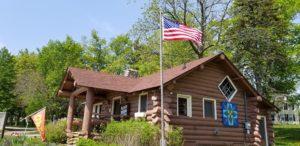 Craftmakers Cabin in Harrisville