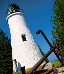 Old Presque Ilse Lighthouse