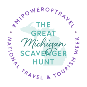 The Great Michigan Scavenger Hunt is on!