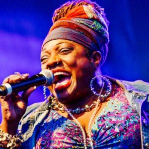 Alpena Blues Festival headliner, Thornetta Davis