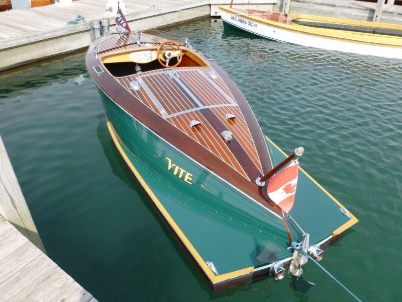 27th Annual Presque Isle Harbor Wooden Boat Show
